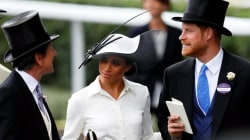 Duke and Duchess of Sussex attend the Royal Ascot