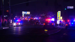 San Diego police officers injured during shootout