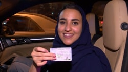 Ban on women driving lifted in Saudi Arabia