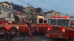 20 firefighters injured after battling 5-alarm fire on State Island