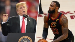 What's next: Trump stumps for GOP candidates, NBA Awards
