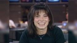 Flashback! Watch Sandra Bullock talk 'Speed' role in 1994