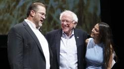 Ocasio-Cortez joins Sanders to rally for Kansas Democrat, progressive values
