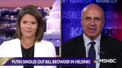 Browder: Putin's proposal to question Americans 'unbelievably evil'