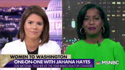 Jahana Hayes: Time for generational change in Democratic leadership