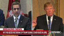Why Trump's legal team would leak Cohen playmate hush money tape