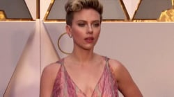 Scarlett Johansson says she will not play transgender man after backlash
