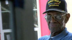 Bank restores stolen funds to 112-year-old veteran's account