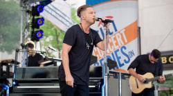 See OneRepublic perform 'Counting Stars' live on TODAY