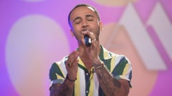 Meet Aston Merrygold, Elvis Duran's Artist of the Month
