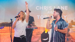 Watch Chris Lane, Tori Kelly perform 'Take Back Home Girl' live on TODAY