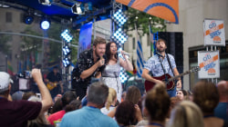 Lady Antebellum performs 'Heart Break' live on TODAY