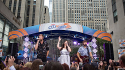 Watch Lady Antebellum perform 'I Run to You' live on TODAY