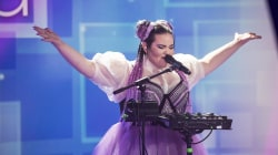 Watch Netta perform her Eurovision Song Contest hit, 'Toy'