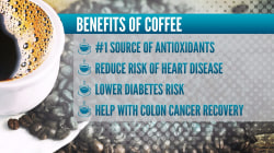 Coffee may help you live longer, according to new study