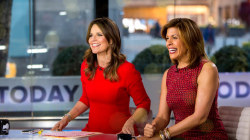 Savannah Guthrie and Hoda Kotb pay touching tribute to their mentors