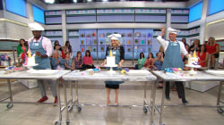 Megyn Kelly, 'American Ninja Warrior' hosts try (and fail!) to re-create a 'Nailed It' cake masterpiece