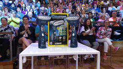 Club MK: Megyn Kelly TODAY audience receives Conair handheld steamers
