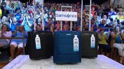 Club MK: Megyn Kelly TODAY audience receives Samsonite luggage