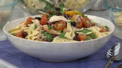 Chef Laura Vitale shares easy summer pasta recipes with Megyn Kelly