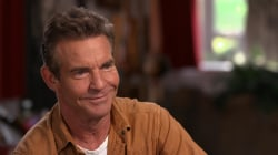 'He was a great man': Dennis Quaid talks Ronald Reagan as he gears up to play him