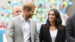 Duke and Duchess of Sussex visit Ireland on first overseas trip