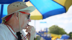 Seniors stepping in to fill vacant lifeguard chairs