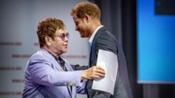 Prince Harry, Elton John team to launch global coalition against HIV