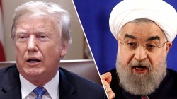 Trump escalates war of words with Iran