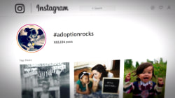 Growing number of couples are using Instagram and Facebook to adopt