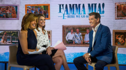 Pierce Brosnan confirms filming 'Mamma Mia!' sequel was as fun as it looks!