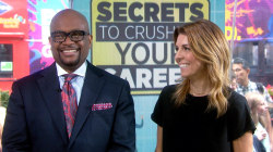 Kathie Lee and Hoda discuss the secrets to a successful career with all-star panel