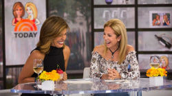 Check out Kathie Lee Gifford and Hoda Kotb's funny doormats!