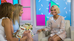 Kristin Chenoweth drops by to talk her new comedy 'Trial & Error'
