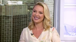 Katherine Heigl talks 'Suits' and motherhood
