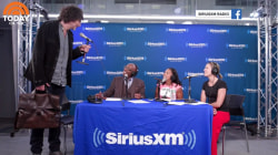 Howard Stern surprised Al, Dylan and Sheinelle during 'Off the Rails' Sirius XM show!