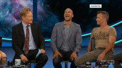 Watch 'The Predator' cast do their best Schwarzenegger impressions