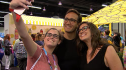 Thousands gather for VidCon