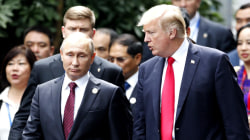 What is President Trump's objective in meeting with Putin? NBC's Chuck Todd weighs in