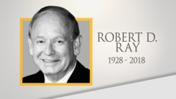 Life well lived: Former Iowa Gov. Robert Ray dies at 89