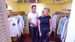 Dennis Quaid gives Megyn Kelly a tour of Ronald Reagan's ranch