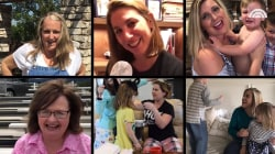 Real-life mamas rock out with 'Mamma Mia! Here We Go Again'