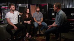 Lady Antebellum: Group therapy helps us talk things out