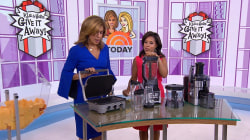 5 TODAY viewers receive a blender, juicer and countertop grill!
