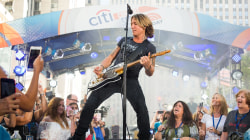 See Keith Urban sing 'Wasted Time' live on TODAY