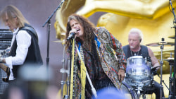 Watch Aerosmith perform 'Love in an Elevator' live on TODAY