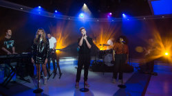 Hillsong Young & Free performs live on TODAY