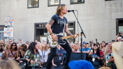 Watch Keith Urban perform 'Never Comin Down' live on TODAY