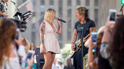 See Keith Urban, Julia Michaels perform 'Coming Home' live on TODAY