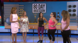 Kathie Lee and Hoda check in with the 80-Day Obsession challenge participants